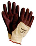 Nitrile Latex Coated Gloves
